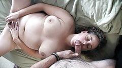 Cheating Wife MILF Fucks Neighbor Mature BBW Big Tits Hairy