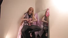 Crossdressing Rapunzel