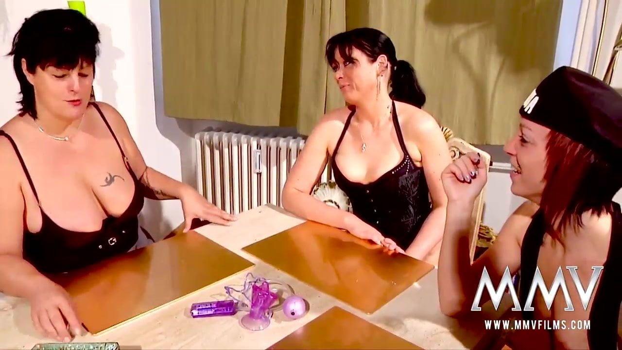 Mmv films german amateur lesbian threesome 5