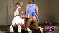 Bedrock Lesbians