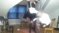 Sub Maid Jackie #1