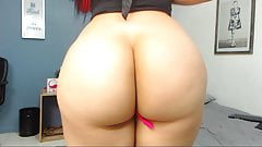Latina Ass Clapping