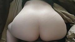 My MILF PAWG Doggy style big ass sexy wife