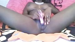 More Ebony Squirter
