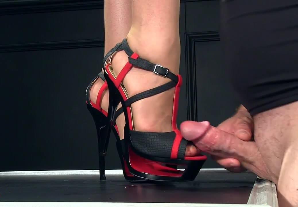 Fetish heel ass video 5