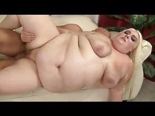 Blonde BBW Fucked