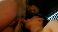 Attractive young guy dicked up his tight hole hard and fast