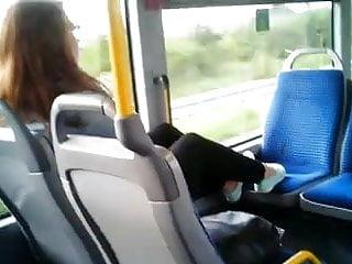 Public Bus Cumshot 1
