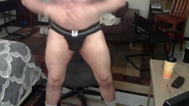 Gay sex u jockstrapu
