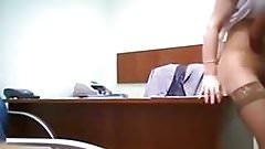 Office Affair Quick Fuck