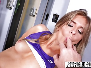 Mofos - Pervs On Patrol - Kaylee Jewel Michelle Martinez - N