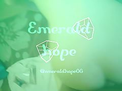 emerald hope gets her sissy ass pounded raw