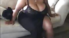 Huge breasted