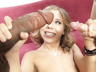 Chastity Lynn By A Big Black Dick - Cuckold Sessions