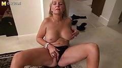 Granny old but still damn sexy granny