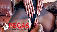Pegas Productions - Fuck me with your pantyhose, Mistress !