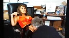 magnifik Mistress with perver stooge