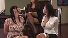 Women on floor