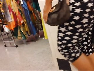 Candid Booty 131