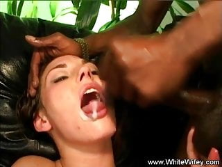 White Wifey Interracial Anal Delight