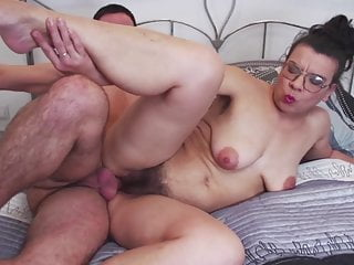 Son Seduce And Fuck Mature Hairy Mom