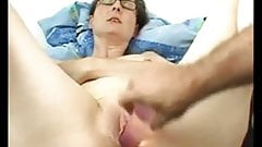 Wonderfull masturbating and orgasme