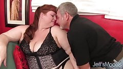 Redhead plumeper Julie Ann More gets fucked hard