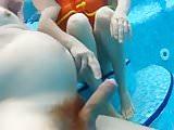 Swimming pool handjob.mp4