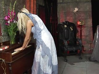 Erotic mystery videos - Mysterious dude bangs a hot blonde in jail