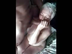 Helga's cock worship
