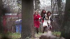 Peeing Outdoors Hidden Camera 5