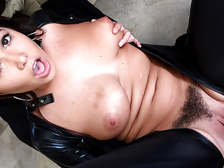 Hot Karlee Grey get her pussy fucked by a huge cock - Spizoo