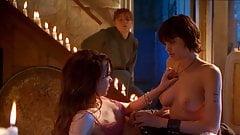 Angelina Jolie Topless - Nude Tits Scene on ScandalPlanetCom
