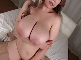 Japanese Girl With Huge Tits
