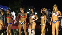 Hooters Bikini Contest Pembroke Pines Florida 2016