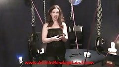 Glove Lesson With Mistress Freya FemDom Anal Pegging Prep