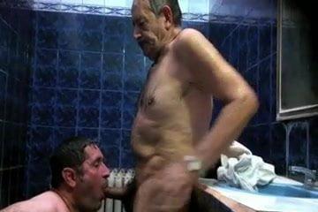 Sauna spy porn