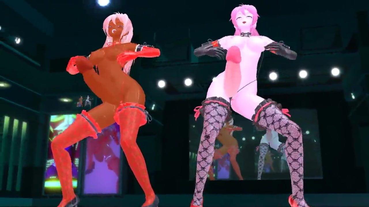 Futa dance porn 1