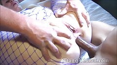 Oily Masturbation In The Bath