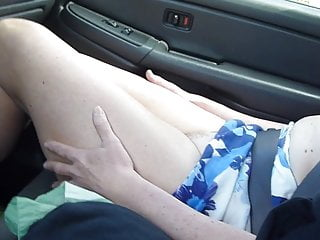 More Wife Flashing Truckers