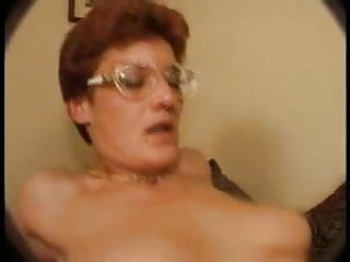 HORNY HAIRY FRENCH MOM RAVAGED BY HER 2 FRIENDS - ROLEPLAY...