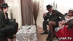 Deux salopes et un cigar