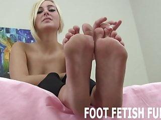 I love it when guys lick my feet