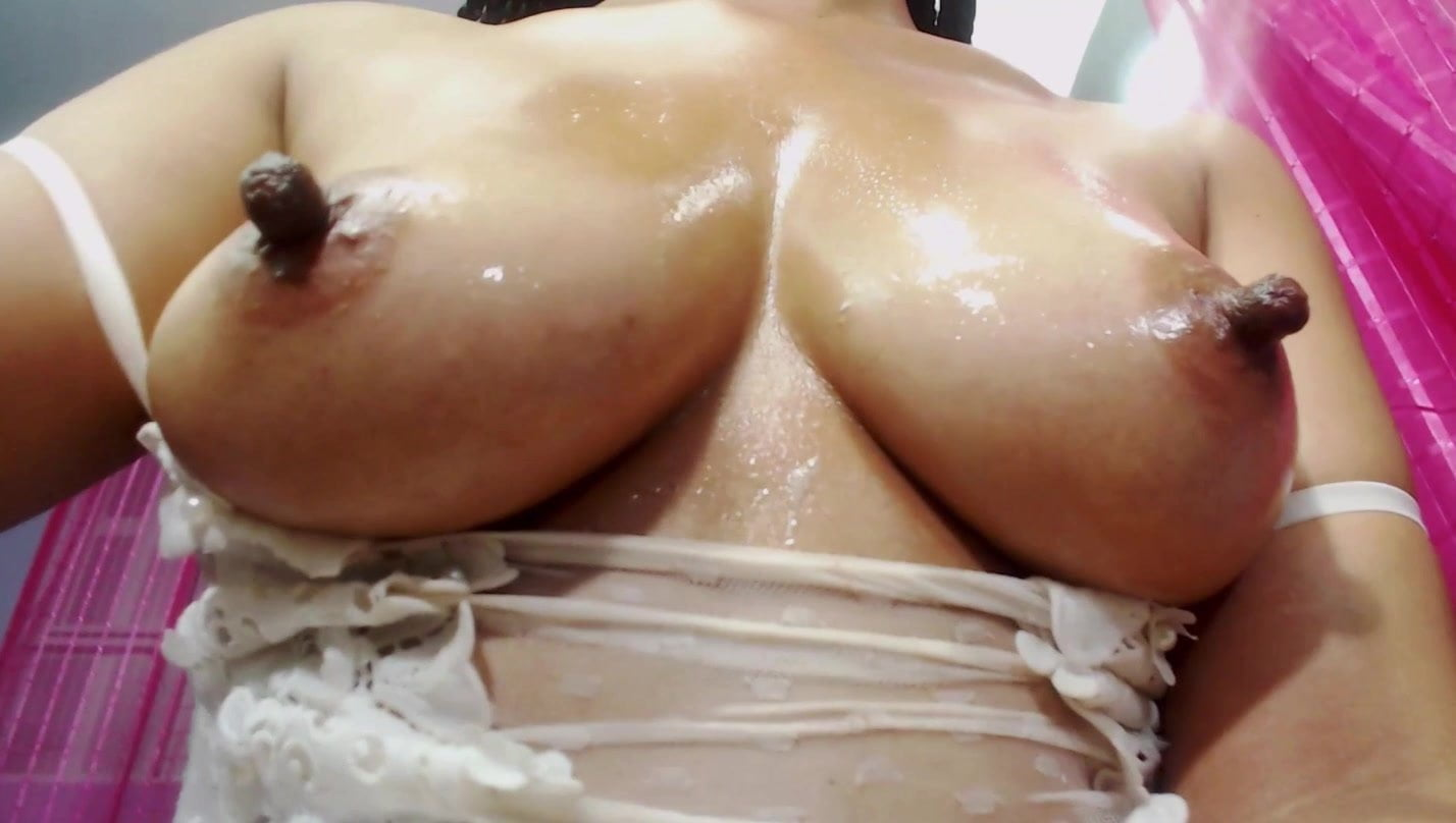 Big Black Nipples