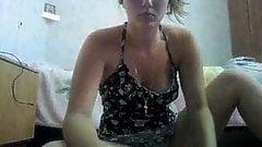 Friend wife hidden cam
