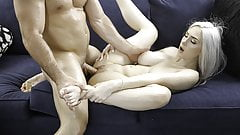 TeamSkeet - Natural Busty Angel Teen Gets Tit Fucked By BWC
