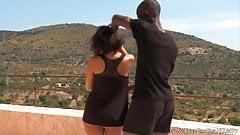 African Romantic Sex Scene
