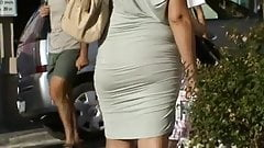 Tight Dress and wide hips