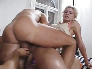 Preview 5 of Anal Threesome Turns Into Anal Foursome