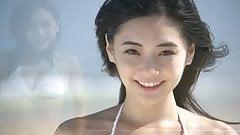 Kurashina Kana - White Bikini
